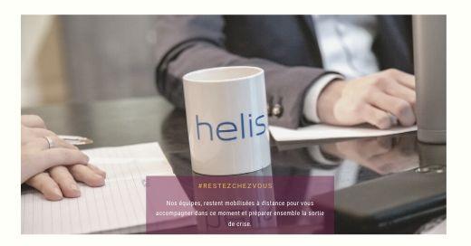 Helis : nos équipes toujours connectées