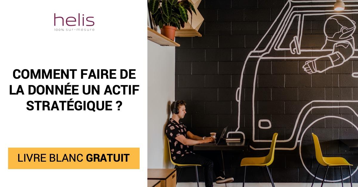 stratégie d'entreprise cabinet de conseil Helis paris